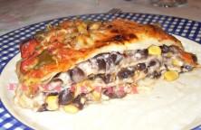 Lasanha Mexicana